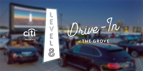 Level 8 Drive-In at The Grove: Back To The Future tickets