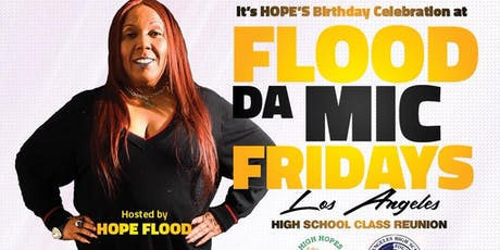 Hope Flood at The J Spot Comedy Club  tickets
