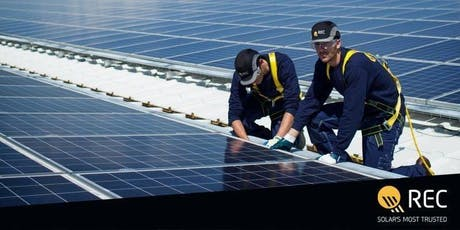 REC Certified Solar Professionals Training - MAUI tickets