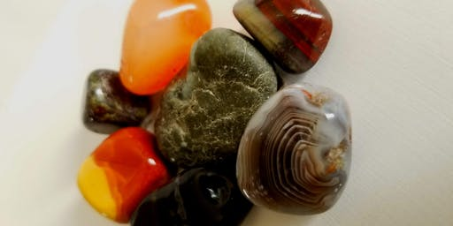 How & Why to pick a grounding stone/crystal