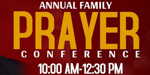 Macedonia Missionary Baptist Church Prayer Ministry Annual Conference