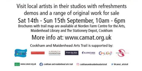 Cookham and Maidenhead Arts Trail tickets