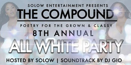 8th Annual All White Party tickets