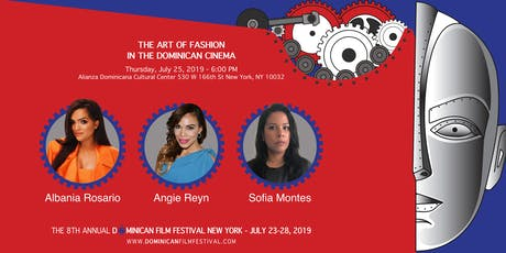 THE ART OF FASHION IN THE DOMINICAN CINEMA tickets