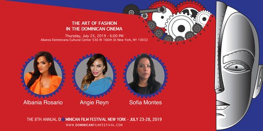 THE ART OF FASHION IN THE DOMINICAN CINEMA - PANEL