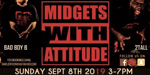 Midgets with Attitude Wrestling Event