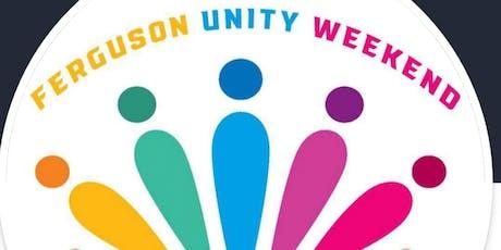 5th Annual Ferguson Unity Weekend Backpack Prep tickets
