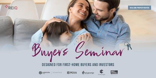 REIQ Buyers Seminar