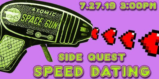 Side Quest Singles: Speed Dating