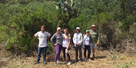 Gonzales Canyon Volunteer Clean-Up tickets