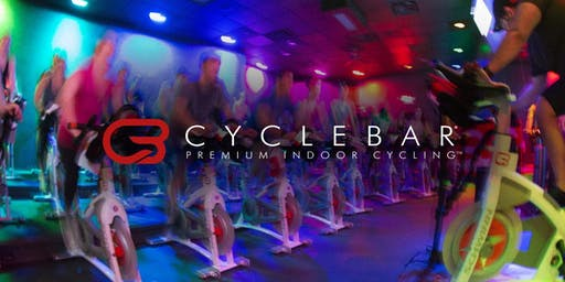 CycleBar Spin Class for Cancer Research!