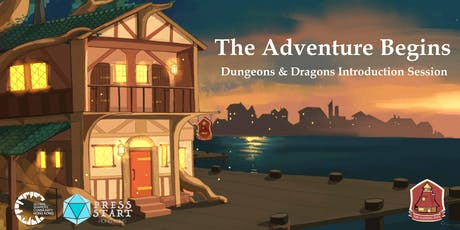 Dungeons & Dragons Introduction Session -  July 2019 tickets
