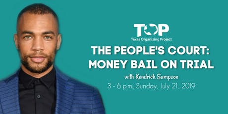 The People's Court: Money Bail on Trial tickets