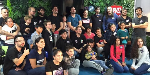 CoderDojo Santiago by KGroup #3 - un verdadero club de programación!