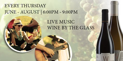 Vino & Vibes - July 18, 2019 - SOLD OUT