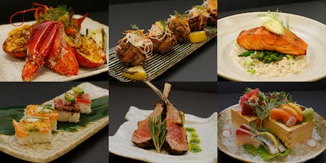 Exclusive Preview Party!! EBESU Robata & Sushi tickets