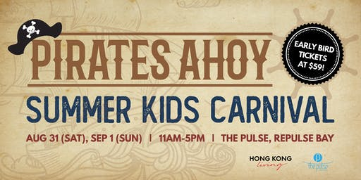 Pirates AHOY! Summer Kids Carnival