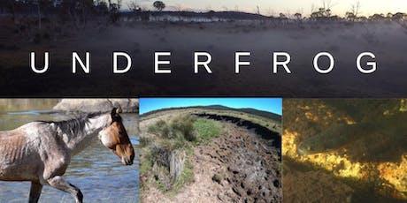 Sydney UNDERFROG documentary screening tickets