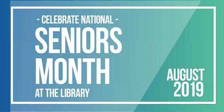 Seniors Month: BorrowBox Info Session tickets