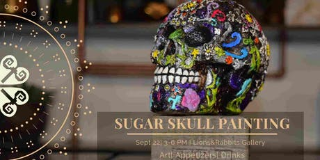Sugar Skull Painting tickets