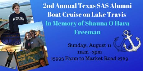 2nd Annual Semester at Sea Alumni Boat Cruise on Lake Travis tickets