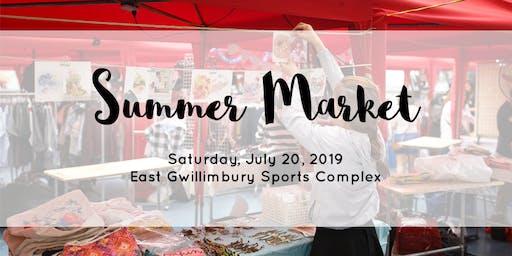 The North Artisan Marketplace - Summer Market