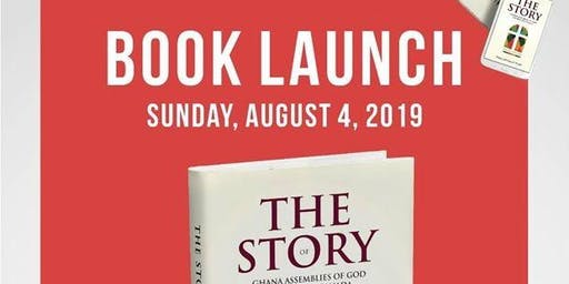 The Story of Ghana Assemblies of God Church in Canada Book Launch