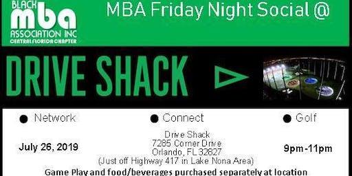 Central Florida National Black MBA Association Social