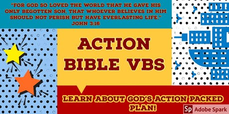 BASF ACTION VBS 2019 tickets
