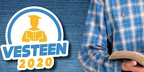 Vestibular Bíblico Teen - Vesteen 2020 ingressos