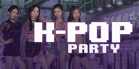 Level Up Present: K-Pop tickets