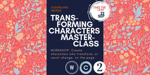 [SOLD OUT!] Transforming Characters Masterclass with Kathryn Heyman