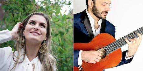 Daniela Soledade with Guitarist Nate Najar tickets