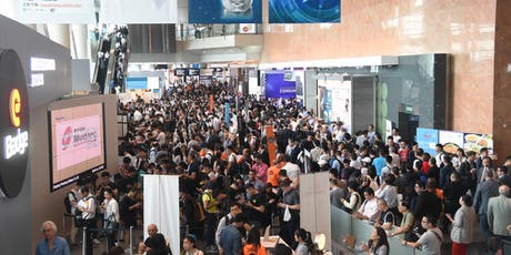 HKTDC Hong Kong Electronics Fair (Autumn Edition) 2019 tickets