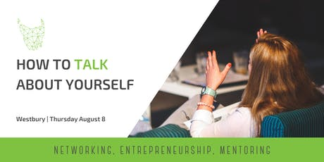 How to Talk About Yourself | Westbury tickets