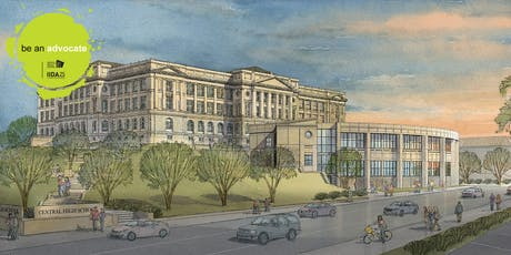 Omaha CC | TOUR: Central High School Renovation + Advocacy Appy Hour tickets