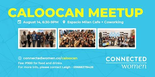 #ConnectedWomen Meetup - Caloocan (PH) - August 14