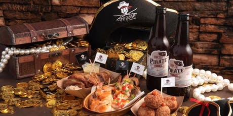Booze it UP! Pirate's Beer Fest tickets