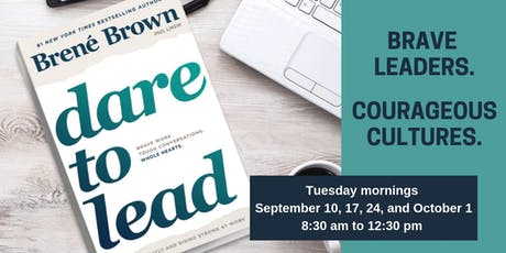 Dare to Lead™ - September Cohort tickets