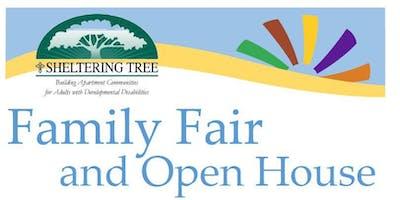 Sheltering Tree Family Fair