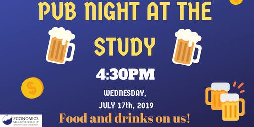 ESS Summer Pub Night