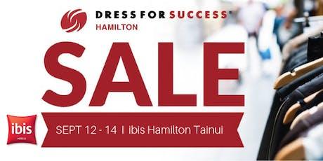 Dress for Success - September Sale tickets