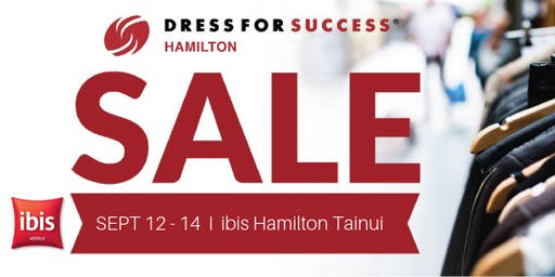 Dress for Success - September Sale