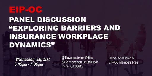 EIP-OC Exploring Barriers and Insurance Workplace Dynamics