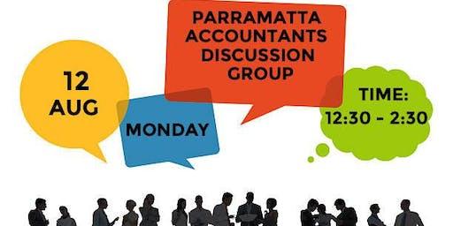 "PARRAMATTA ACCOUNTANTS DISCUSSION GROUP ""PADG"""