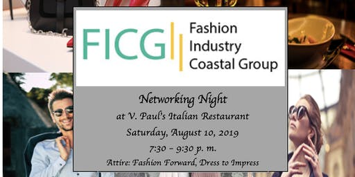 Fashion Networking Night