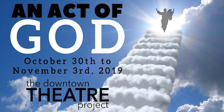An Act Of God by David Javerbaum tickets