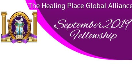 The Healing Place Global Alliance September Fellowship tickets
