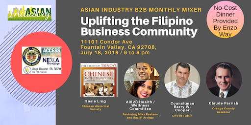 "AIB2B Presents ""Uplifting The Filipino Business Community"""