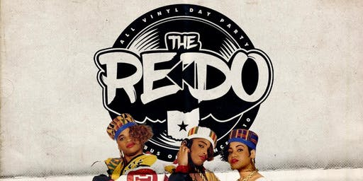 The ReDO Vinyl Day Party: July Edition